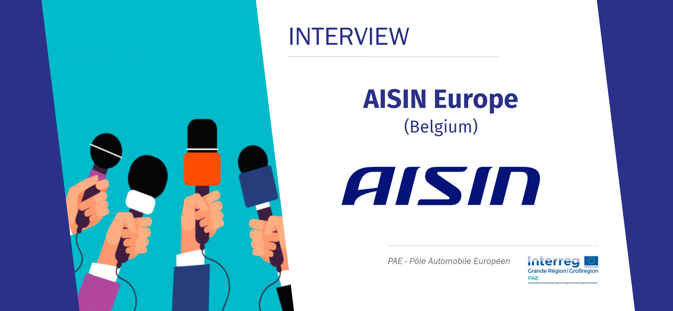 Interview d'entreprise : AISIN Europe