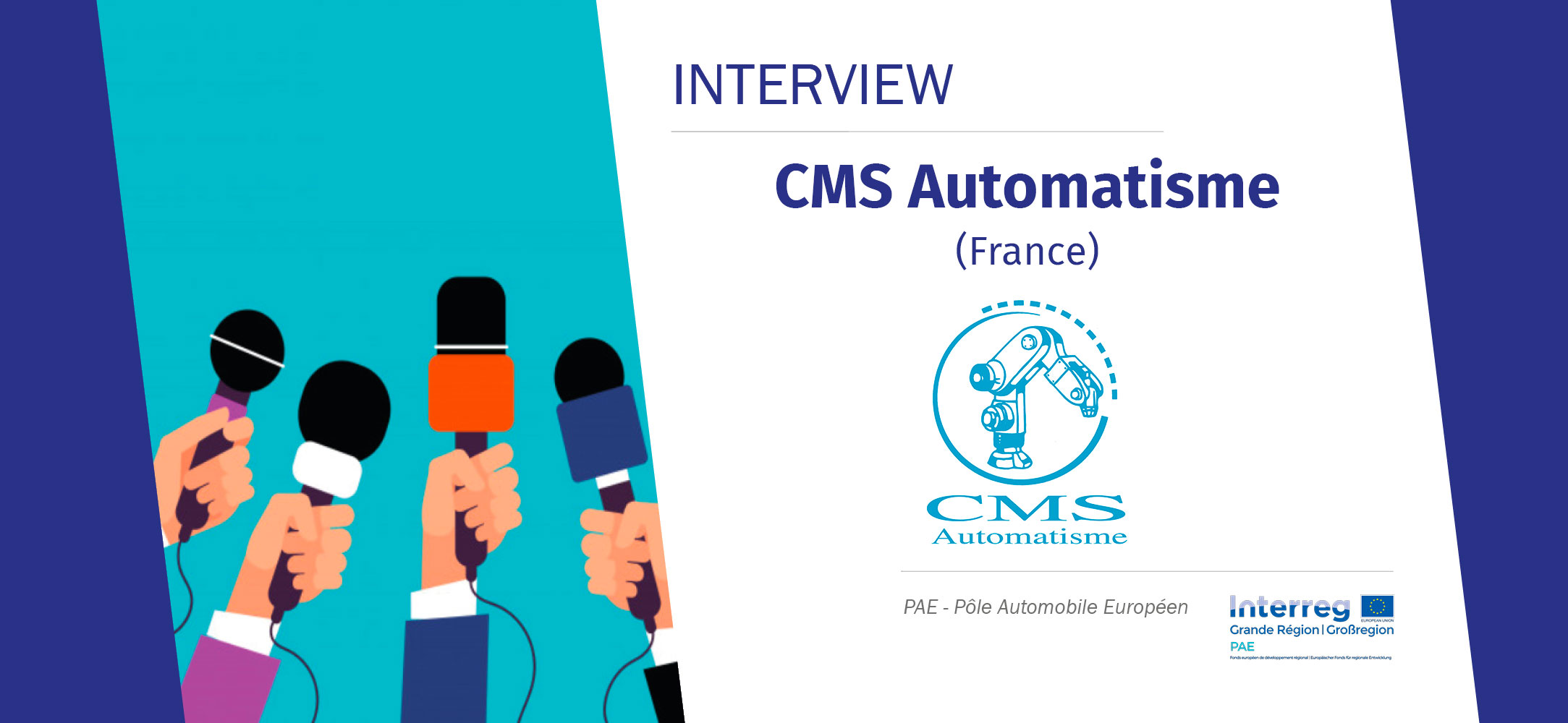 CMS Automatisme Unternehmensinterviews